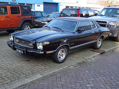 1974 Ford Mustang II (Skitmeister) Tags: carspot netherlands nederland skitmeister 28dm23