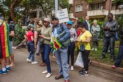 Zimbabwe tells Robert Mugabe to go! Solidarity March, 18 Nov 2017 (Zimbabwean-eyes) Tags: zimbabwe solidarity march mugabe politics coup harare africa freedom