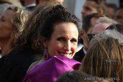 ANDIE MAC DOWELL 01 (starface83) Tags: actor festival cannes portrait film actress andie mac dowell