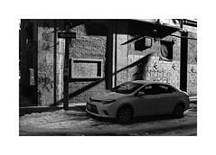 (billbostonmass) Tags: adox silvermax 100 129silvermax1100min68f fm2n 40mm ultron epson v800 boston massachusetts chinatown graffiti toyota