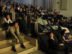 Ignite Madrid, 6th edition (tripu) Tags: spain madrid venue event 2018 february ignite ignitemadrid talk evening lightning auditorium campusmadrid audience speaker