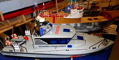 toujours dans cette belle Exposition ! (jeanpierrefrey) Tags: bateaux douanesfrançaises modèlesréduits reicshofenn alsacedunord exposition
