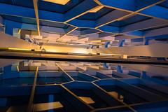 Reflected windows (Þorkell) Tags: reflection iceland reykjavík fujifilmxc1650mmf3556oisii fujixt20 windows harpa