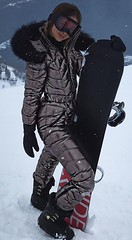 odri copper (skisuitguy) Tags: skisuit snowsuit ski snow suit skiing skifashion skiwear skioutfit onepieceskisuit onepiecesuit onesie onepiece skisuits skianzug skidress