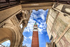 Venezia_0400_Piazza_San_Marco (ivan.sgualdini) Tags: italy seaitaliano amazing architecture bell campanile city geometry high italia piazza sanmarco sky square top tower venezia venice view veneto it