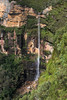 Waterfall At Govett's Leap, Blue Mountains, March 23rd 2013 (Southsea_Matt) Tags: march 2013 autmn canon 30d australia newsouthwales bluemountains waterfall govettsleap