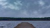 Calm before the storm (kevin.pagani) Tags: 50mm canon lake lac sanguinet ponton befor storm cloudy aquitaine