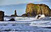 Bandon (acase1968) Tags: bandon beach oregon coast nikon d7000 nikkor 18200mm pacific
