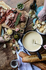 I do Fondue (JSTAR377) Tags: food foodphotography foodie fondue fromabove delicious