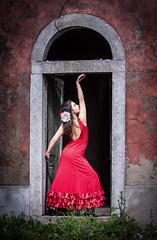 Beatriz Gil (Hugo Miguel Peralta) Tags: ikond750 nikon80200 lisboa lisbon garden jardim bailarinas dança dance
