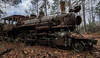 (Rodney Harvey) Tags: abandoned locomotive train rr longleaf louisiana rural decay rust heavy machine