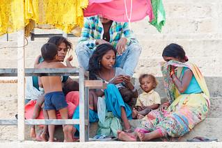 Baby Business...Varanasi 2017