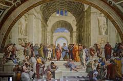 Schule von Athen (Markus Wollny) Tags: city vatikan rom cittàdelvaticano vatikanstadt it