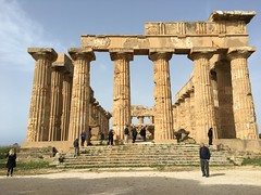 IMG_6001 Selinunte (10) (archaeologist_d) Tags: sicily italy selinunte archaeologicalsite archaeologicalruins templee templeofhera