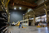 SLAC's Heavy Fabrication Building (SLAC National Accelerator Laboratory) Tags: beforeshotofspaceforcryomodule doe departmentofenergy slac slacnationalacceleratorlaboratory stanford stanforduniversity usdepartmentofenergy b26 building26 interior