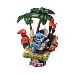 Lilo and Stitch Statue (mywowstuff) Tags: gifts gadgets cool family friends funny shopping men women kids home