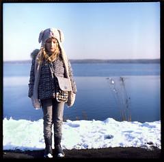 A touch of Winter (Moryc Welt) Tags: winter poland silesia europe epsonv600 iscanforlinux gimp tetenalcolortec e6 slides fujichrome provia asa100 świerklaniec kozłowagóra