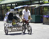 Baby Buggy (Beegee49) Tags: pedicab street buggy baby man child silay city philippines