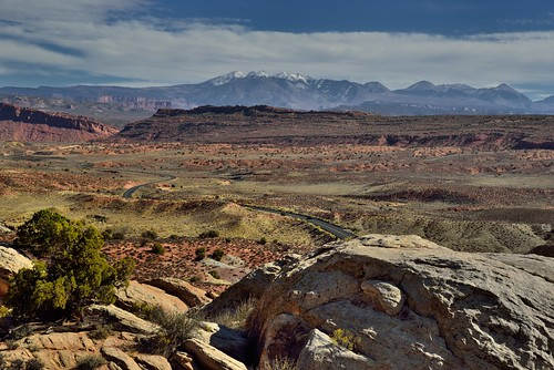 The Road Traveled (Arches National Park)