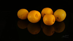 Lemons (James Milstid) Tags: 2018p52 lemon citrus ruleofodds stilllife sigma50mm canoneos70d peoriaaz