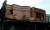 Después del fuego 2/ After the fire 2 (vantcj1) Tags: edificio arquitectura patrimonio ruina abandonado incendio destrucción cielo déco rótulo letrero urbano