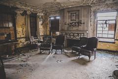 Brownsville Nursing Home - PA (justinsphotog) Tags: abandoned abandonedplaces abandonjunkies canon decay urbanex urban urbex urbandecay urbandexploring uer pa tresspassing pennsylvania