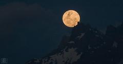 Super Luna (Takk Heima Fotografia) Tags: chile fotografia canon canon70d love nocturnas noctografos rancagua santiago sur de america