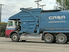 CR&R Truck 3-16-18 (Photo Nut 2011) Tags: california sanitation wastedisposal waste garbage trash trashtruck garbagetruck refuse junk truck crr