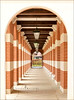 Lyttelton and Elliott School room buildings, Eton College, Windsor (Jackie L Matthews) Tags: leading lines dogwood2018