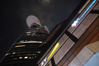 Bitexco - Highest tower in Sai Gon