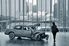 Crash (AlessandroDM) Tags: chicago artinstitute crashtestdummies illinois