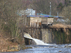 M2247154 E-M1ii 300mm iso400 f5.6 1_1000s ContinuousAF (Mel Stephens) Tags: river water waterfall 20180324 201803 2018 q1 4x3 wide uk scotland aberdeen olympus mzuiko mft microfourthirds m43 300mm pro omd em1ii ii mirrorless structure don persley