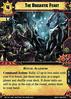 Apoka The Laughing God The Orgiastic Feast (Conquest Cards DB) Tags: ritual slaanesh chaos event vael signature loyal