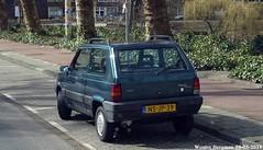 Fiat Panda 1.1 I.E. Selecta 1996 (XBXG) Tags: nsjp39 fiat panda 11 ie selecta 1996 fiatpanda jan van galenstraat amsterdam nederland holland netherlands paysbas youngtimer old italian car auto automobile voiture ancienne italienne italie italia italy vehicle outdoor