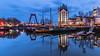 Oude Haven (karindebruin) Tags: nederland rotterdam thenetherlands zuidholland avondfotografie city langesluitertijden longexposure nightshot stad water bluehour blauweuurtje