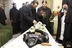 03. Похороны схимон. Любови в Богородичном
