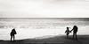 Slow Down (Andrea Lanzilli) Tags: fuji fujifilm x100f cpl wcl italy marche riviera del conero black white bw sea march 2018 andrea lanzilli