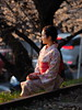 Japanese Kimono kyoto (gotto510) Tags: kyoto kool kimono korea korean women wonderful woman waiting love lady wife sunset japan japanese japão japón japon 京都 日本 桜 着物