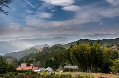 #96 View over Chichibu (tokyobogue) Tags: saitama japan koburi koburipass nikon nikond7100 d7100 countryside hiking sigma sigma1750mmexdcoshsm trees hdr mountains ridges 365project