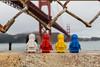 Exploration (#57) - Golden gate bridge (Ballou34) Tags: 57 2017 7dmark2 7dmarkii 7d2 7dii afol ballou34 canon canon7dmarkii canon7dii eos eos7dmarkii eos7d2 eos7dii flickr lego legographer legography minifigures photography stuckinplastic toy toyphotography toys sanfrancisco california étatsunis us