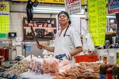 Mercado Medellín - Pablo (grzegorzmielczarek) Tags: cdmx ciudaddemexico mercadomedellin mexico mexicocity ciudaddeméxico mexiko mx