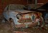 alfa romeo giulietta TI (riccardo nassisi) Tags: auto abbandonata abandoned rust rusty rottame relitto ruggine ruins rottami scrap scrapyard epave fornace alfa romeo fiat lancia urbex decay