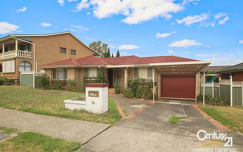 22 Congressional Dr, Liverpool NSW 2170