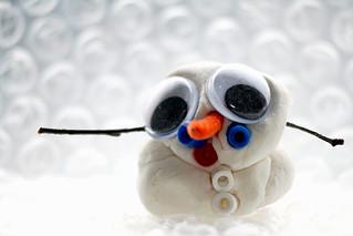 Farewell Mr Snowman