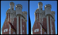 Casa Loma Stables 3-D / CrossEye / Stereoscopy / HDRaw (Stereotron) Tags: architecture historism castle villa mansion toronto to tdot hogtown thequeencity thebigsmoke torontonian north america canada province ontario crosseye crossview xview pair freeview sidebyside sbs kreuzblick 3d 3dphoto 3dstereo 3rddimension spatial stereo stereo3d stereophoto stereophotography stereoscopic stereoscopy stereotron threedimensional stereoview stereophotomaker stereophotograph 3dpicture 3dimage canon eos 550d chacha singlelens kitlens 1855mm tonemapping hdr hdri raw