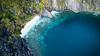 Miniloc1 (ChrisMu11er) Tags: mavicpro dji lightroom philippines arial ocean rocks clearwater
