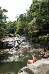 20180407 Samet Chun Waterfall (chromewaves) Tags: fujifilm xt20 khanom thailand xf 1855mm f284 r lm ois samet chun