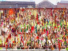 Cross Bones Graveyard: Tributes (HVHY4C3E7S3Y3Q3HRVKYFJJLOK) Tags: crossbones winchestergoose tributes gates southwark
