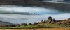 A cunning Mist (http://www.richardfoxphotography.com) Tags: vixentor dartmoorlandscape dartmoornationalpark mist misty fog foggy temperatureinversion inversion sunrise outdoors tor granite