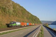 RTB Cargo 193 726, Oberwesel (D) (VinceCargo) Tags: oberwesel rheinlandpfalz duitsland de
